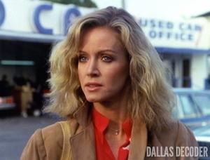 Abby Cunningham Ewing Sumner, Dallas, Donna Mills, Knots Landing