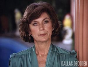 Dallas, Priscilla Pointer, Rebecca Barnes Wentworth