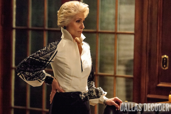 Dallas, Judith Brown Ryland, Judith Light, TNT, Venomous Creatures