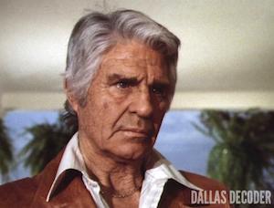 Dallas, Jim Davis, Jock Ewing
