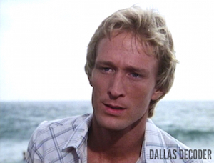 Dallas, Gary Ewing, Knots Landing, Ted Shackelford