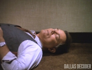 Dallas, J.R. Ewing, Larry Hagman, No More Mr. Nice Guy Part 1, Who Shot J.R.?