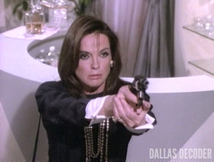Dallas, Fat Lady Singeth, Linda Gray, Sue Ellen Ewing