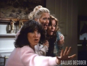 Dallas, Ginger Ward, Joan Van Ark, Karen Fairgate, Kim Lankford, Knots Landing, Michele Lee, Valene Ewing