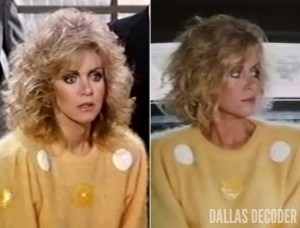 Abby Ewing, Dallas, Donna Mills, Knots Landing