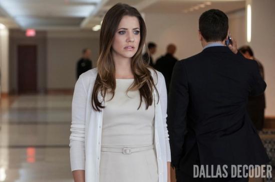 Dallas, Julie Gonzalo, Pamela Rebecca Barnes, Sins of the Father, TNT