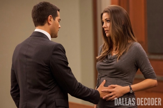 Christopher Ewing, Dallas, Jesse Metcalfe, Julie Gonzalo, Pamela Rebecca Barnes, TNT, Trial and Error