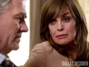 Blame Game, Bobby Ewing, Dallas, Linda Gray, Sue Ellen Ewing, TNT
