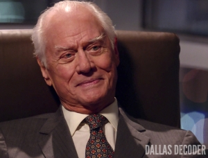 Dallas, J.R. Ewing, Larry Hagman, Sins of the Father, TNT