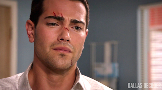 Christopher Ewing, Dallas, Guilt and Innocence, Jesse Metcalfe, TNT