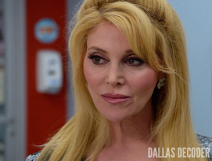 Afton Cooper, Audrey Landers, Dallas, Guilt and Innocence, TNT