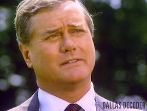 Dallas, Family Ewing, J.R. Ewing, Larry Hagman