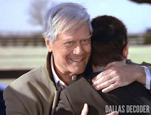 Dallas, J.R. Ewing, J.R. Returns, Larry Hagman