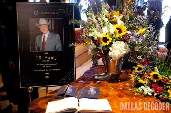 Goodbye, J.R.