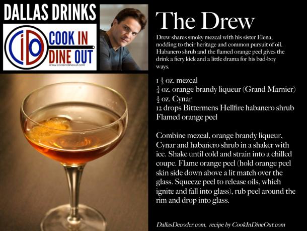 Dallas Drinks - The Drew