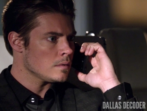 Dallas, Furious and the Fast, John Ross Ewing, Josh Henderson