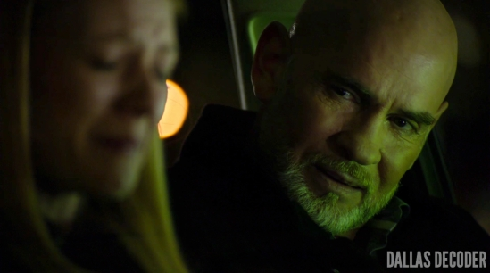 Dallas, Emma Bell, Emma Ryland, Harris Ryland, Let Me In, Mitch Pileggi, TNT