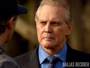 Dallas, Ken Richards, Lee Majors, Let Me In, TNT