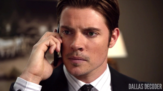 Call to Arms, Dallas, John Ross Ewing, Josh Henderson, TNT