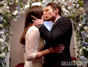 Dallas, John Ross Ewing, Josh Henderson, Julie Gonzalo, Love and Family, Pamela Barnes, TNT