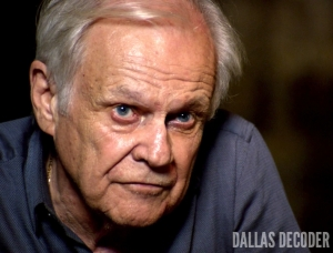 Cliff Barnes, Dallas, Ken Kercheval, Legacies, TNT