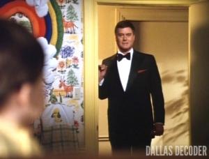 Dallas, John Ross Ewing, J.R. Ewing, Larry Hagman, Paternity Suit, Tyler Banks