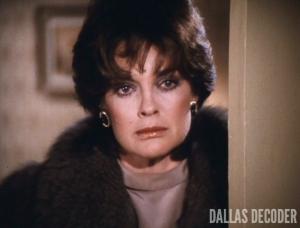 Dallas, Linda Gray, Sue Ellen Ewing, Tangled Web
