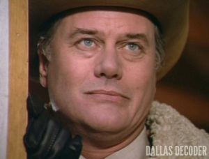 Dallas, Digger's Daughter, J.R. Ewing, Larry Hagman