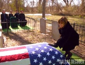 Dallas, J.R.'s Masterpiece, Linda Gray, Sue Ellen Ewing, TNT