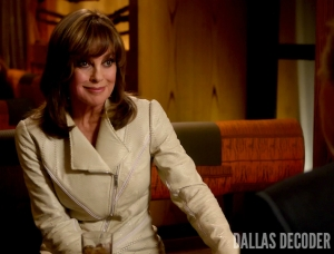 Dallas, Let Me In, Linda Gray, Sue Ellen Ewing, TNT