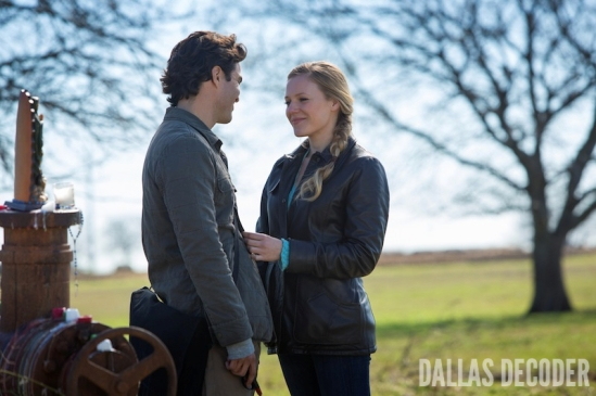 Dallas, Drew Ramos, Emma Bell, Emma Ryland, Let Me In, TNT