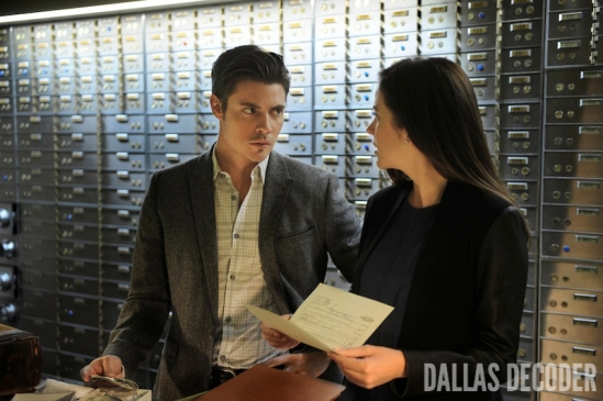 Dallas, Guilt by Association, John Ross Ewing, Josh Henderson, Julie Gonzalo, Pamela Rebecca Barnes, TNT