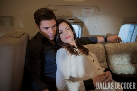 Dallas, John Ross Ewing, Josh Henderson, Julie Gonzalo, Legacies, Pamela Rebecca Barnes, TNT