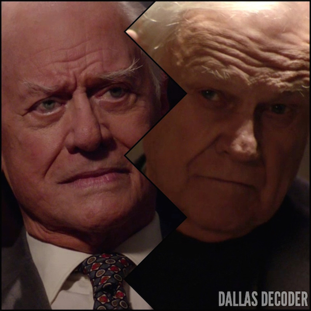 Cliff Barnes, Dallas, J.R. Ewing, Ken Kercheval, Larry Hagman, TNT, Who Killed J.R.?