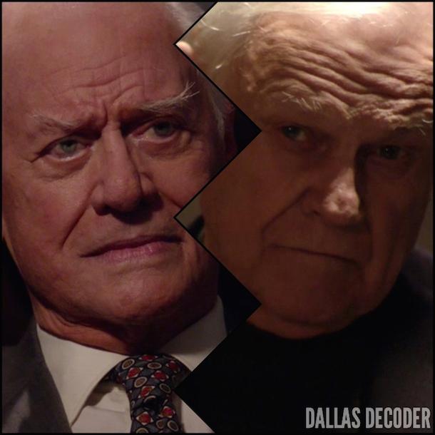 Cliff Barnes, Dallas, J.R. Ewing, Ken Kercheval, Larry Hagman, TNT, Who Killed J.R.?
