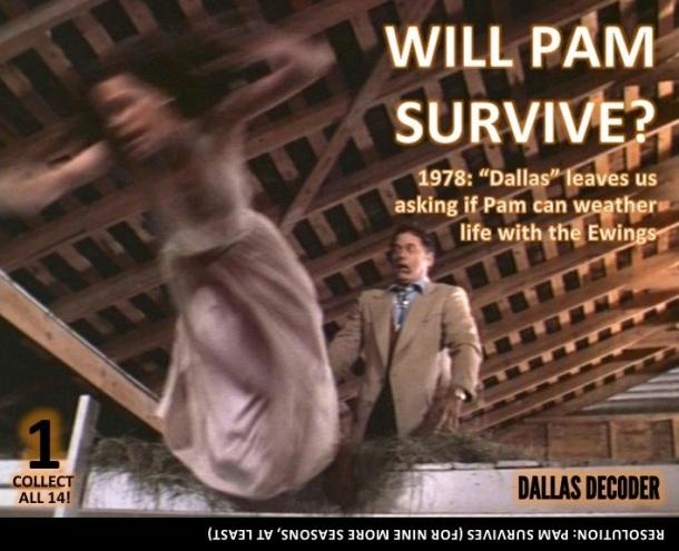 Dallas Cliffhanger Classics 1