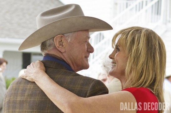 Dallas, J.R. Ewing, Larry Hagman, Last Hurrah, Linda Gray, Sue Ellen Ewing, TNT