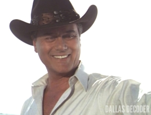 Aftermath, Dallas, J.R. Ewing, Larry Hagman