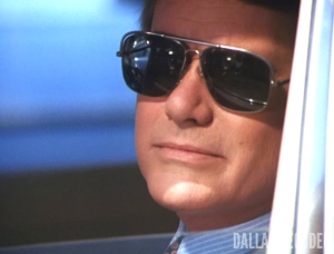 Dallas, Hit and Run, J.R. Ewing, Larry Hagman