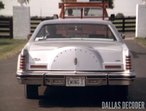 Dallas, Ewing Blues