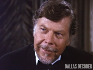 Albert Salmi, Dallas, Fringe Benefits, Gil Thurman