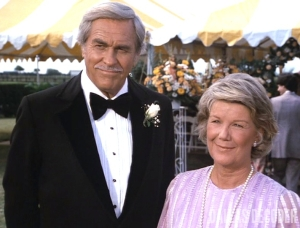 Barbara Bel Geddes, Clayton Farlow, Dallas, Miss Ellie Ewing, Wedding
