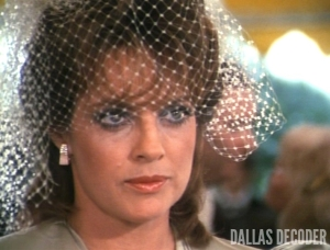 Dallas, Linda Gray, Post Nuptial, Sue Ellen Ewing
