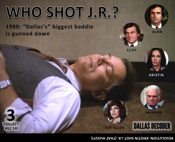 Dallas Cliffhanger Classics 3