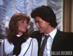 Bobby Ewing, Dallas, Hit and Run, Patrick Duffy, Pam Ewing, Victoria Principal