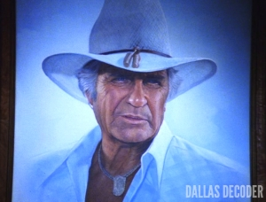 Dallas, Jim Davis, Jock Ewing, Jock's Will