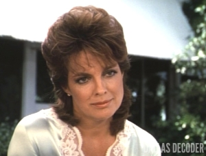 Linda Gray, Post Nuptial, Sue Ellen Ewing