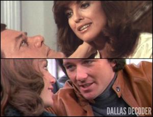 Bobby Ewing, Dallas, J.R. Ewing, Larry Hagman, Linda Gray, Pam Ewing, Patrick Duffy, Sue Ellen Ewing