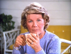 Barbara Bel Geddes, Dallas, Mama Dearest, Miss Ellie Ewing