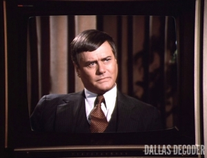 Dallas, Ewing Blues, J.R. Ewing, Larry Hagman